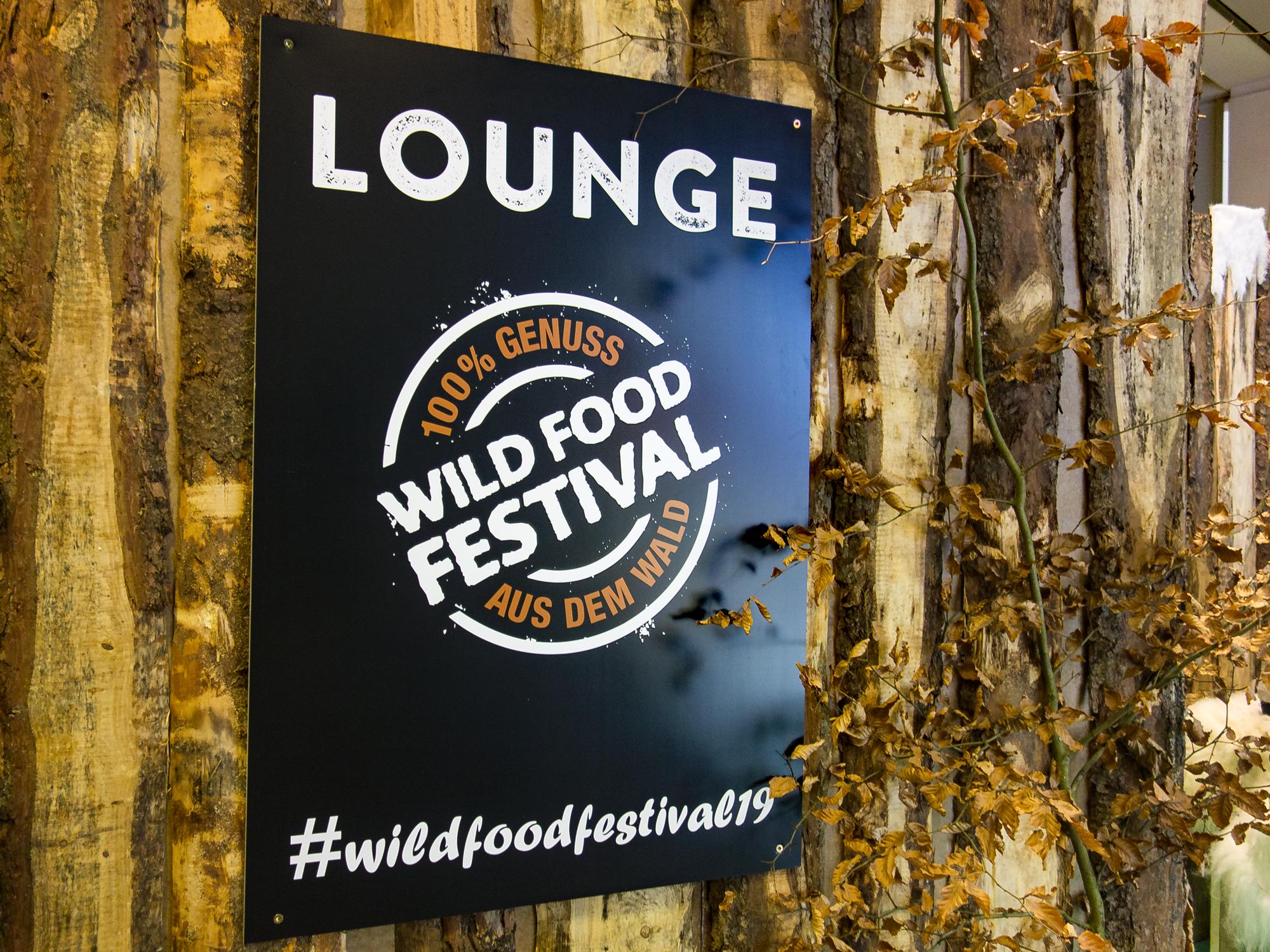 Wild Food!